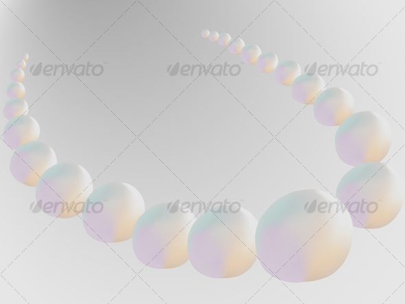 Pearl beads - Miscellaneous Vectors
