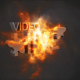 Awesome Fiery Explosion Revealer 02  - VideoHive Item for Sale
