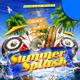 Summer Splash Beach Party Flyer Template