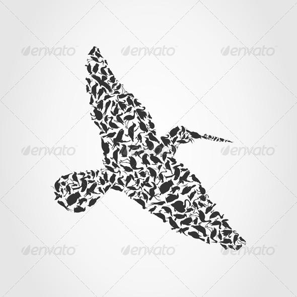 Birdie4 - Animals Characters
