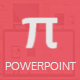 Pi - Powerpoint Template - GraphicRiver Item for Sale