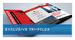 Exclusive Trifold Brochures