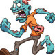 Running Zombie - GraphicRiver Item for Sale