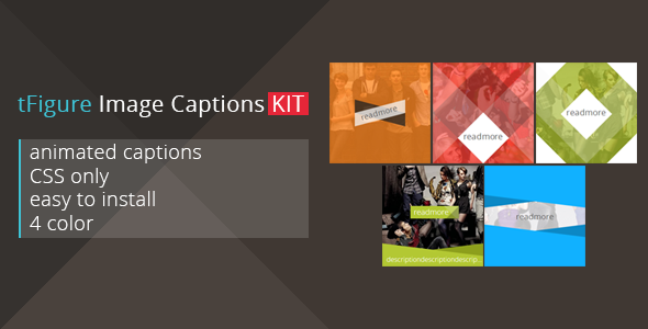 tFigure - Image Captions Nulled Scripts