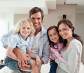 Charming family posing together - PhotoDune Item for Sale