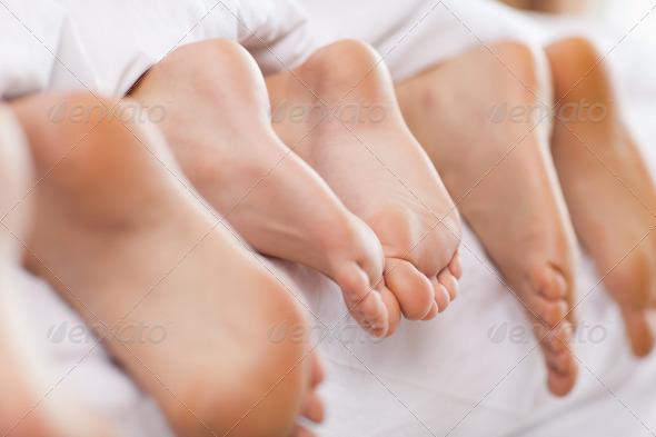 пальчики на ногах моей девушки частное фото