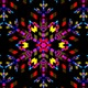 Snowflake Mandala 4K Background - VideoHive Item for Sale