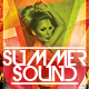 Summer Sound Flyer Template - GraphicRiver Item for Sale