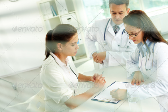 Medical prescriptions - Stock Photo - Images