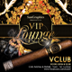 VIP Lounge New Year's Eve Flyer - GraphicRiver Item for Sale