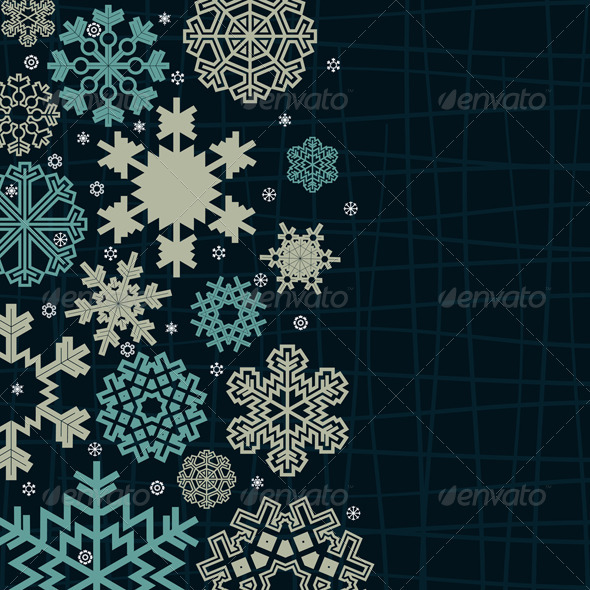 Structure snow - Christmas Seasons/Holidays