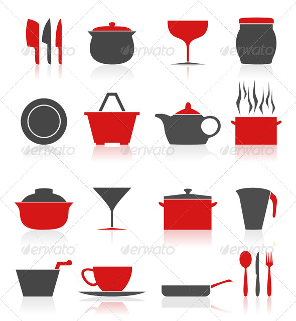 Ware icons4 - Miscellaneous Vectors