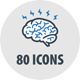 Education Icons - Blue Series Bundle - GraphicRiver Item for Sale