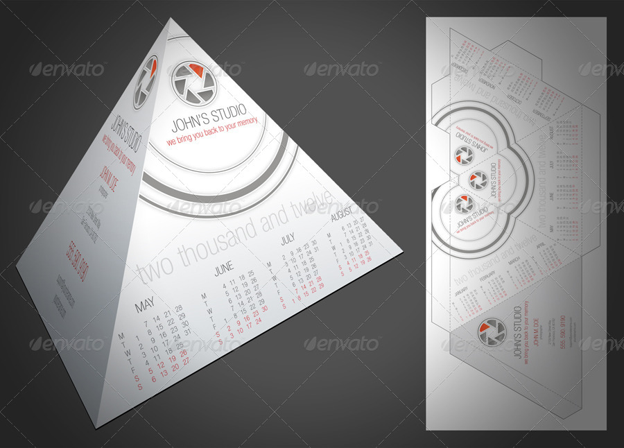 Photographer Corporate Stationery Vol.2
