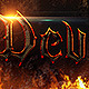 Hell Layer Styles - GraphicRiver Item for Sale