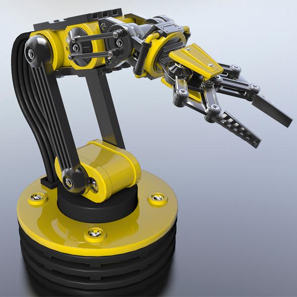 Manipulator - 3DOcean Item for Sale