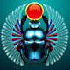 Scarab Beetle - GraphicRiver Item for Sale