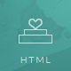 HappyCake - Onepage Business HTML Nulled