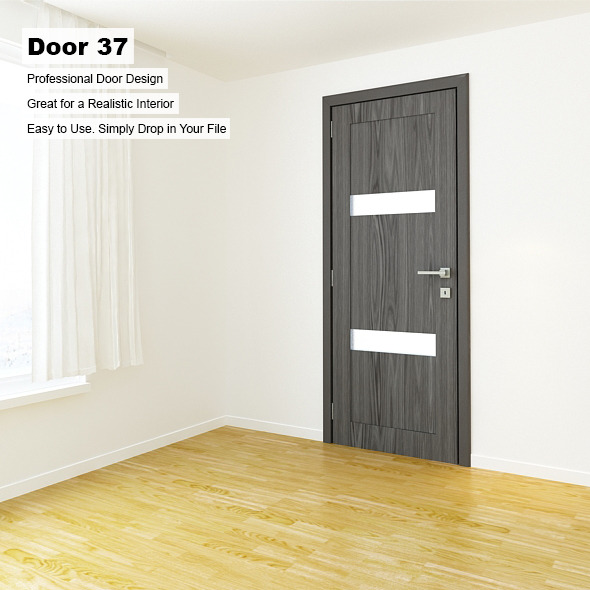 Door 37 - 3DOcean Item for Sale