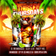 Thirsty Thursdays 1 - GraphicRiver Item for Sale