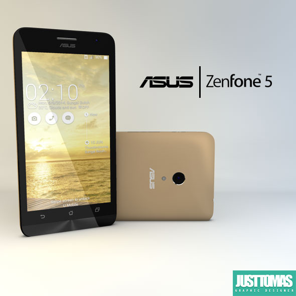 Asus Zenfone 5 - 3DOcean Item for Sale