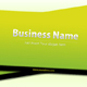Lime Business Card - GraphicRiver Item for Sale
