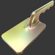 Meat Mallet 01 Low Poly / High Poly - 3DOcean Item for Sale