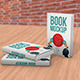 Book Mockup 5 - GraphicRiver Item for Sale