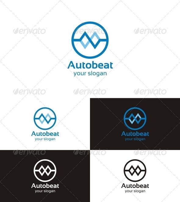 Autobeat - Symbols Logo Templates