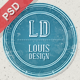 LD Studio PSD Template