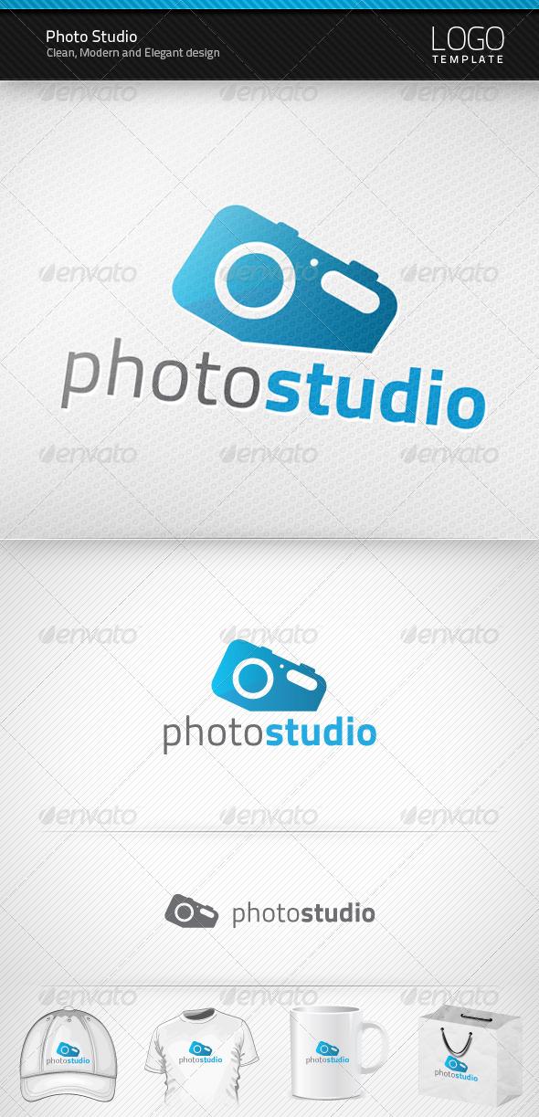 PhotoStudio Logo - Symbols Logo Templates