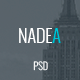 Nadea – Multipurpose PSD Template - ThemeForest Item for Sale