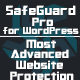 SafeGuard Pro for WordPress - Protect your Website