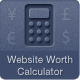 Website Worth Calculator