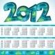 2012 Cartoon Calendar - GraphicRiver Item for Sale