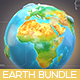 Earth Infographics Travel Bundle - GraphicRiver Item for Sale