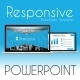 Responsive PowerPoint Template - GraphicRiver Item for Sale