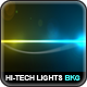 Hi-Tech Lights Background - GraphicRiver Item for Sale