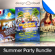 Summer Flyer Flyer Template Bundle Vol. 1
