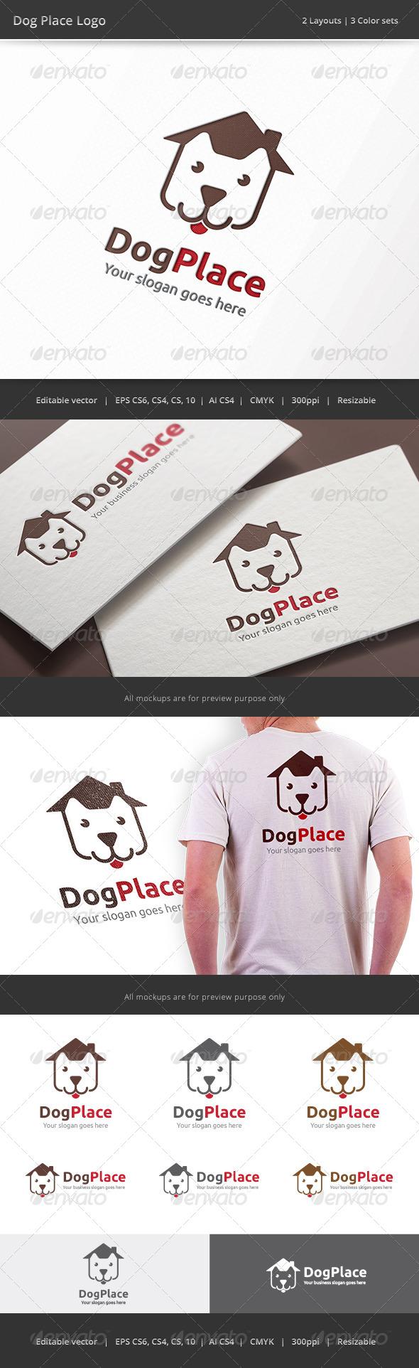 Dog Place Logo