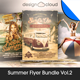 Summer Flyer Template Bundle Vol. 2