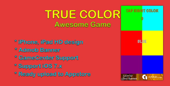 True Color - CodeCanyon Item for Sale