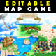 Map Game - GraphicRiver Item for Sale