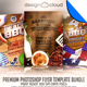 Summer BBQ Flyer Template Bundle