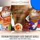 Summer BBQ Flyer Template Bundle