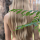 Girl Walking in The Woods - VideoHive Item for Sale