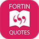 Fortin Quotes Application - CodeCanyon Item for Sale