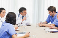 Meeting of medical team in conference room - PhotoDune Item for Sale