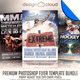 Winter Sports Flyer Template Bundle