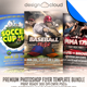Summer Sports Flyer Template Bundle
